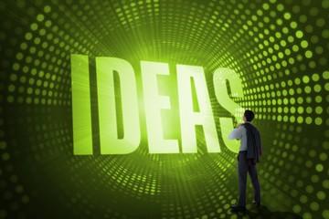 Ideas against green pixel spiral