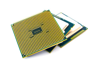 Isolated processor