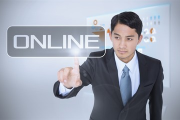 Online against technology interface
