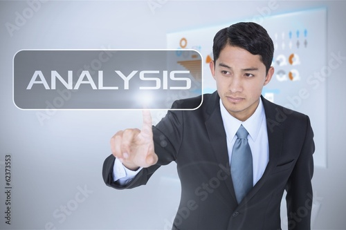 Analysis against technology interface