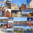 Stockholm, Sweden - photo collage