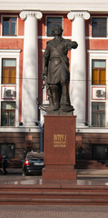 peter the great in kaliningrad