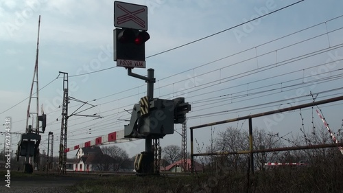 Rail Crossing 2