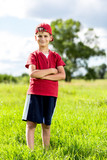 Boy Child Portrait Smiling Cute ten years old outdoor