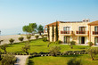 The luxury villas are near beach, Pieria, Greece
