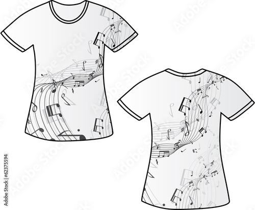 Tshirt music