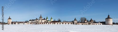 Кирилло-Белозерский монастырь.Панорама.