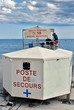 french lifeguard house