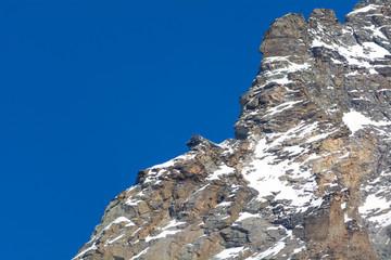 Rifugio in alta quota a 3.835 metri sul monte Cervino