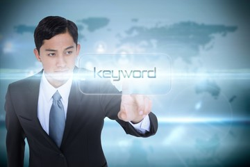 Keyword against global interface