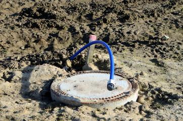 Bauwasserversorgung
