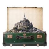 Mont Saint Michel in valigia