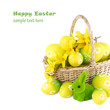 Easter Concept Image with Free Space for your Text
