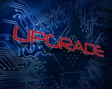 Upgrade against digital circuit board