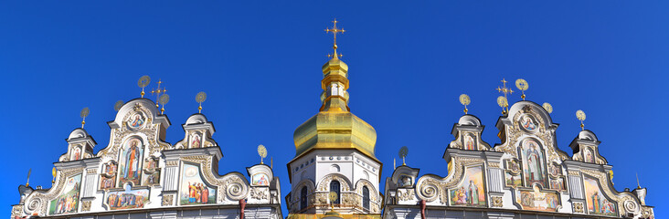Dome of Cathedral of the Dormition, Kiev