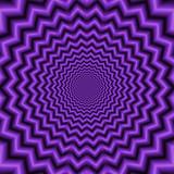 Crinkle Cut in Purple poster