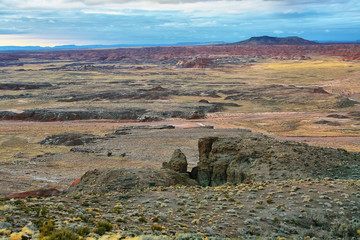 Painted Desert, Petrified Forest National Park