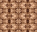 ornamental seamless pattern - vintage look