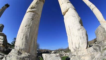 Afrodisias Ancient City at Turkey