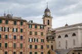 Camogli (Italy): The home features colored and decorated