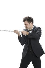 vertical chain puller