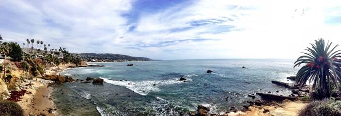 Laguna Beach Panorama CA