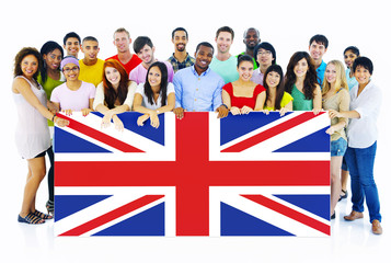 Group of World Students with United Kingdom Board