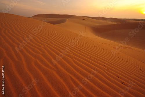 Naklejka Deserts Landscape