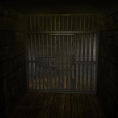 Zelle Einzelhaft