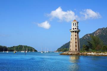Lighthouse. Langkawi, Malaysia