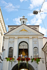 chapel of Our Lady of the Gate of Dawn, Vilnius