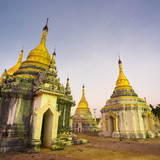Ancient buddhist tample, Pindaya, Burma, Myanmar.