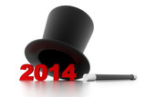 Magical new year 2014