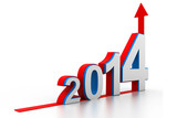 New year growth chart