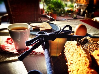 breakfast time in germany