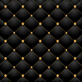 Luxury black background for Your design