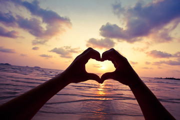 live your dream, love concept