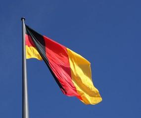 Deutschland, Fahne, Flagge, WM, EM, deutsch, Europa