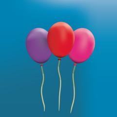 volumetric balloons