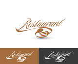 Symbol of Restaurant, isolated vector design