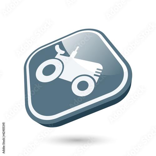 traktor symbol landwirtschaft modern fahrzeug