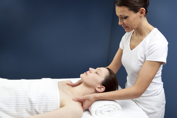 pampering beauty therapy