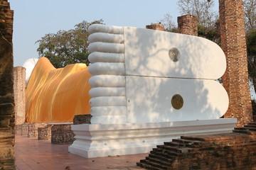buddha foot