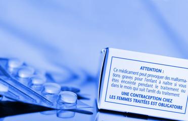 précaution d'emploi des médicaments en cas de grossesse