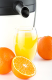 orange juice- making orange juice