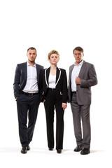 Erfoglreiche Geschäftsleute