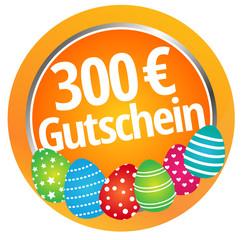 300 Euro Gutschein