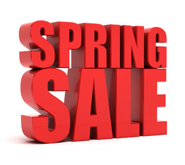 Spring Sale - Special Price