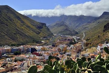 San Sebastián de la Gomera . Tenerife