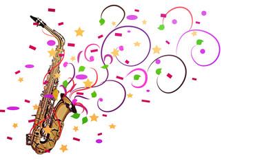 Fantasia saxofono